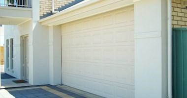The Steel Line Sectional Garage Door Range Best Doors