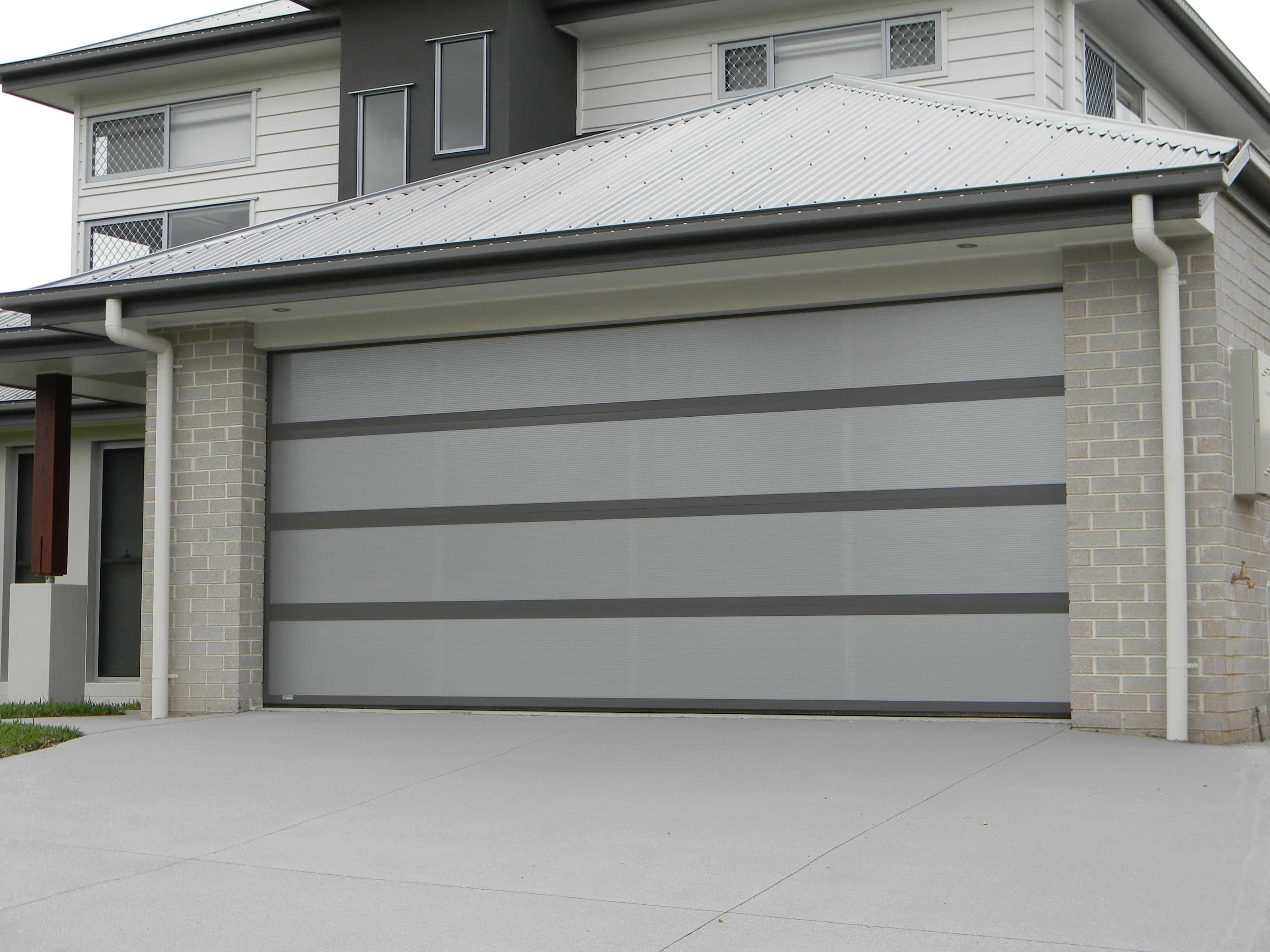 Selections Twin Wall Sectional Overhead Garage Door Best