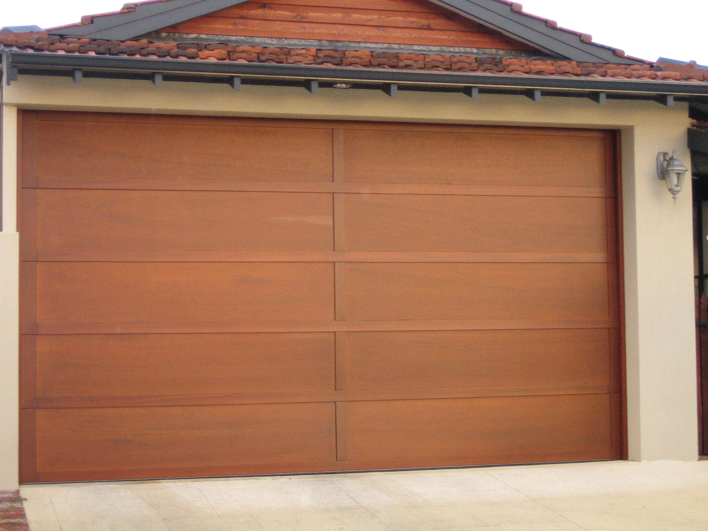 The Danmar Ply And Batten Panel Is A Natural Timber Garage Door Constructed  Of AA Grade Marine Ply Sheeting And Western Red Cedar Battens Which Are  Fixed To ...