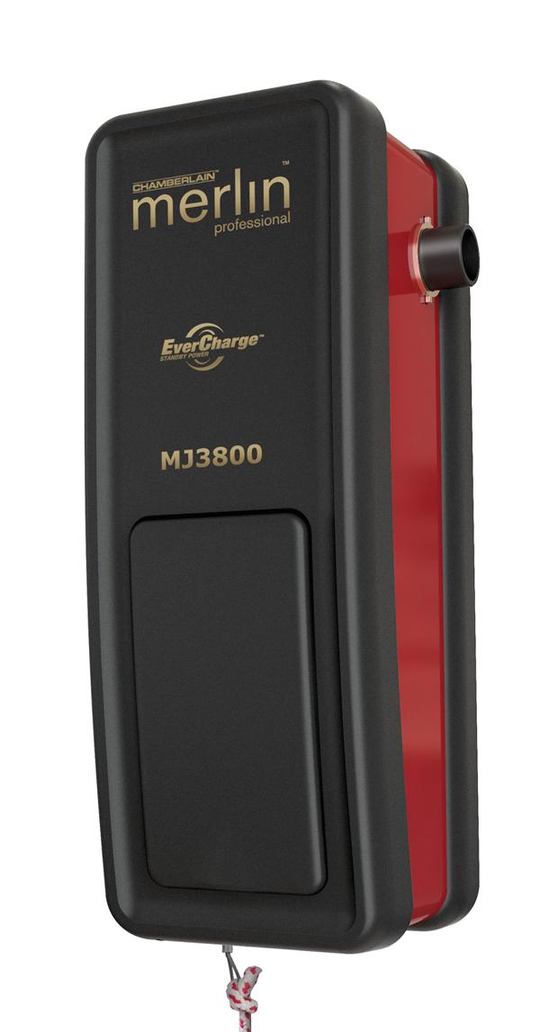 Merlin Mj3800 Sectional Amp Tilt Garage Door Opener Best Doors