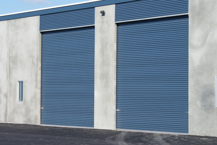 Our Range Of Roller Doors For Commercial Applications