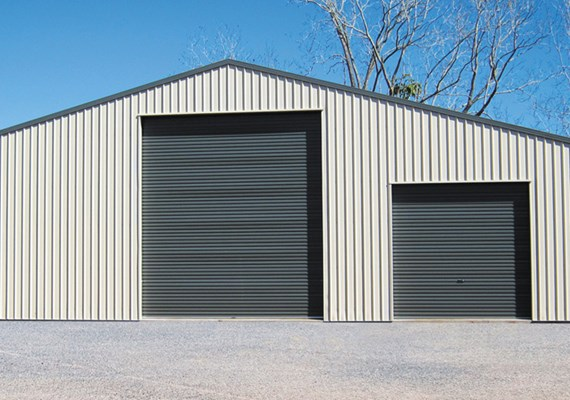 The Gliderol Industrial Roll A Door For Commercial