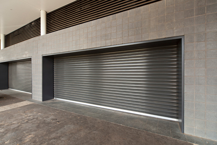 Steel Roller Shutters For Commercial Applications Best Doors
