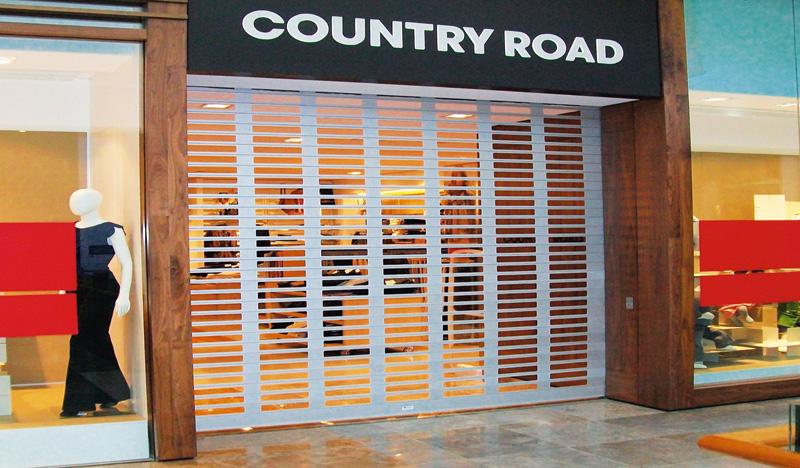 Eziroll Ezi 90 Commercial Aluminium Shutters Best Doors
