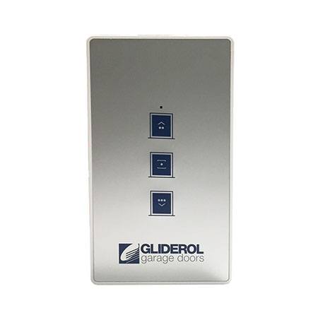 Gliderol 3 Button Wireless Wall Transmitter Best Doors